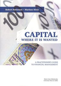 Capital Where it is Wanted