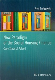 New Paradigm of the Social Housing Finance