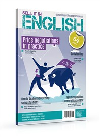 Sell it in English nr 6