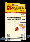 Ceny transferowe - nowa dokumentacja w 2021 r. Poradnik Gazety Prawnej 4/2021
