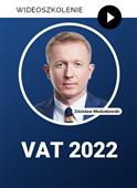 Webinarium: VAT 2022 + Certyfikat gwarantowany