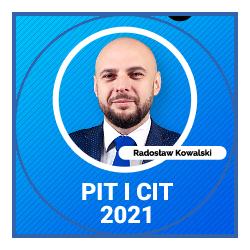 Wideoszkolenie: PIT i CIT 2021