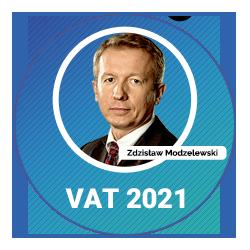 Wideoszkolenie: VAT 2021