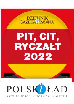 PIT, CIT, Ryczałt 2022